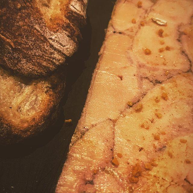 Marbré de Foie Gras Maison au poivre du Vietnam